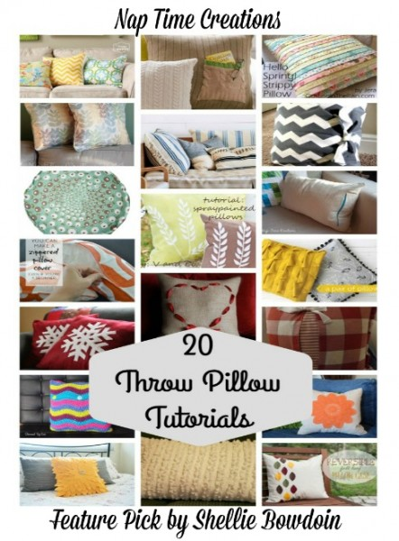 Throw-Pillow-Tutorials-sewing-tutorials-and-DIY-ideas-curated-by-Nap-Time-Creations