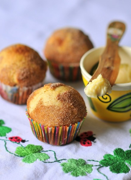 Kiku Corner-Tea Cakes with Honey Butter