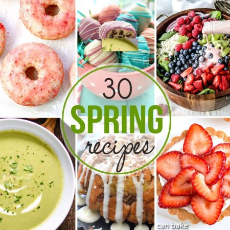 My Suburban Kitchen - 30-Spring-Recipes-Square-Donna