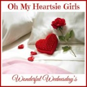 Oh My Heartsie Girls Wonderful Wednesday