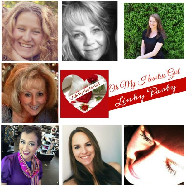 Oh My Heartsie GIrls Weekly Linky Party For All Blogs To Share Their Latest Posts