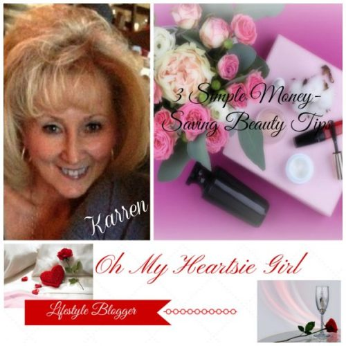3 Money Saving Beauty Tips-Oh My Heartsie Girl