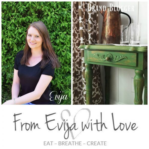 Evija With Love Brand Blogger