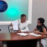 Ігор МОЛОТОК запропонував укладати договір між депутатом і виборцями