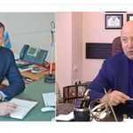 Геннадий Хорунжий и Александр Доровский из группы компаний Здоровье и Раиса Богатырева связаны бизнесом