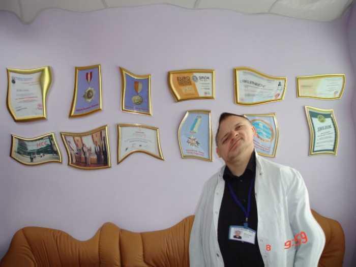 Клиника доктора Василевича Владимира Степановича наркотрафик отмывает, жизни калечит, да изредка лечит