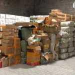 ГБР разоблачило контрабандных товаров на более чем 7 млн грн