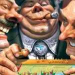Кенес Ракишев занял первое место среди олигархов ограбивших народ Казахстана на миллиарды долларов