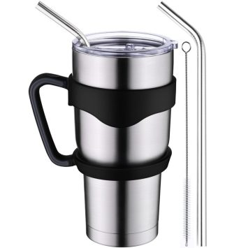 homitt stainless steel coffee mug tumbler