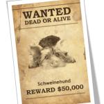 Gegen den inneren Schweinehund @2nc.de Arbeitsorganisation & Zeitmanagement made by Sylvia Nickel