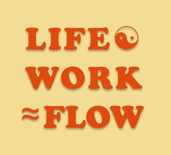 LifeWorkFlow (c) Sylvia Nickel