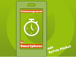 Time Management by Smartphone © Sylvia NiCKEL