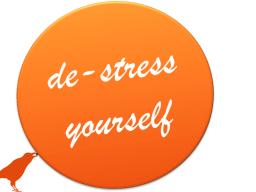 de-stress yourself und stärke deine Resilienz © Sylvia NiCKEL