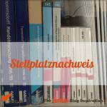 Stellplatznachweis © Sylvia NiCKEL