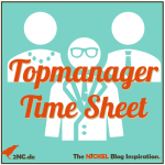 Topmanager Time Sheet © Sylvia NiCKEL