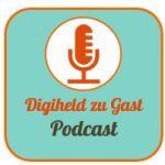 Digiheld zu Gast im Podcast © Sylvia NiCKEL