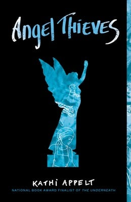 Book cover of Angel Thieves