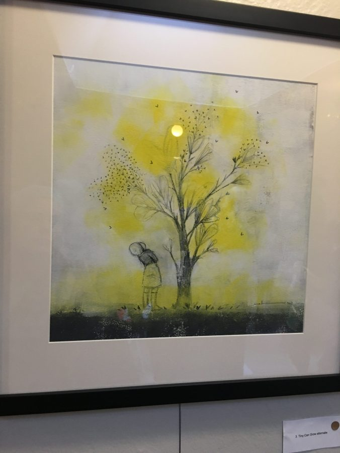 image of yellow tree