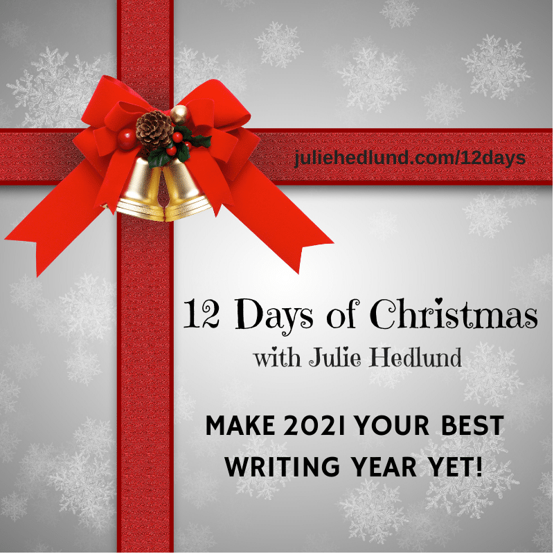 12 Days of Christmas image Hedlund