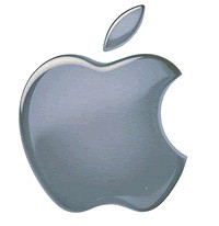 Apple logo. Posted to flickr by user Mario Sánchez Bueno