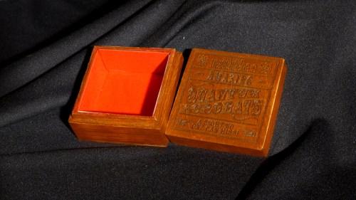 The final inner box.