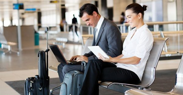 Technology and business travel