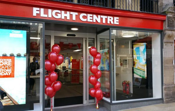 Flight Centre hyperstore 3