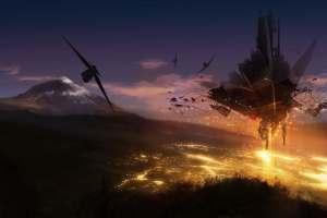 Alien Invasion Shutterstock