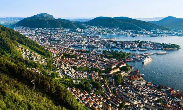 Bergen Norway Azamara