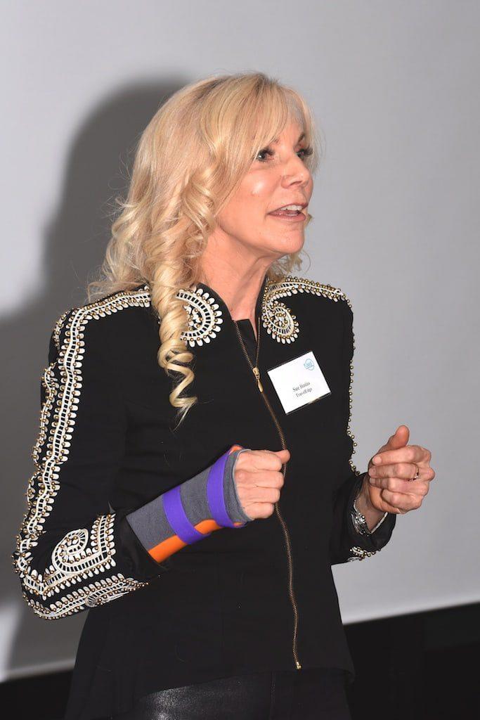 Sue Ellis, Traveledge