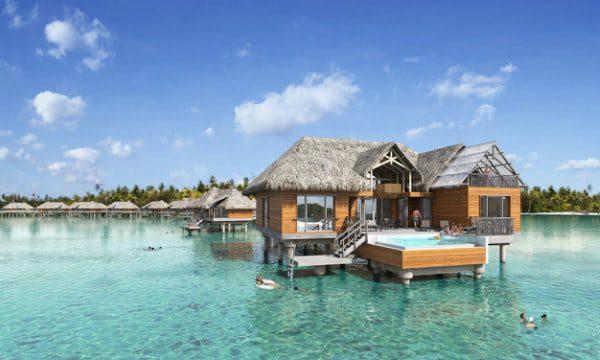 Tahiti Bungalow