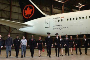 Air Canada feature