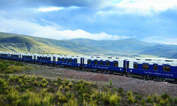 Belmond Train again