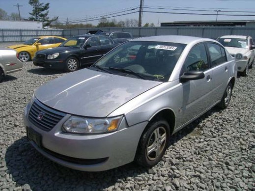 Kars for Kids Saturn ION