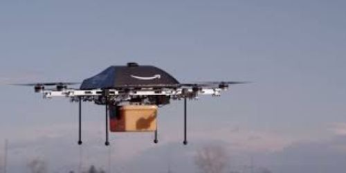 Amazon Drone, donate car, Amazon Prime