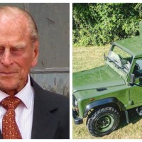 Prince Philip to go to His Funeral in the Land Rover He Helped Design