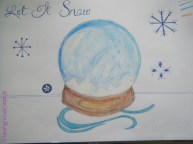 Jour 11 - Une boule à neige