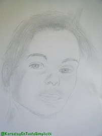 Jour 26 - autoportrait
