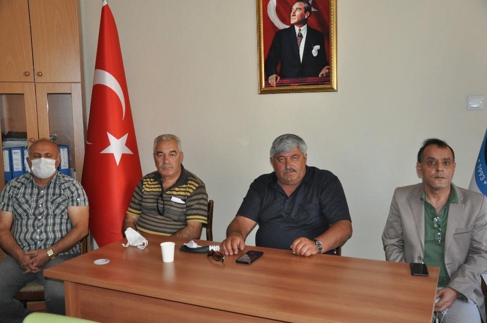 Kars ASKF'den Kağızman Gençler Birliği ve Yolspor açıklaması