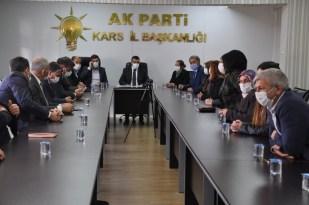AK Parti Kars İl Başkanı Çalkın'dan ses kaydı açıklaması