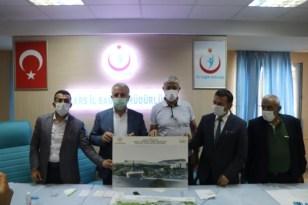 Pandemi Sürecinde Kars'a Tıbbi Cihaz ve Sağlık yatırımları devam ediyor