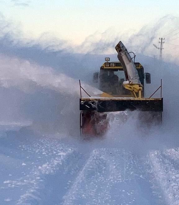 Kars'ta 40 köy yolu ulaşıma kapalı
