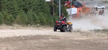 TransAnatolia Rally Raid rallisi Sarıkamış'ta start aldı