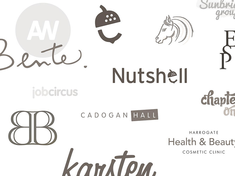Logo Design Harrogate screenshot.