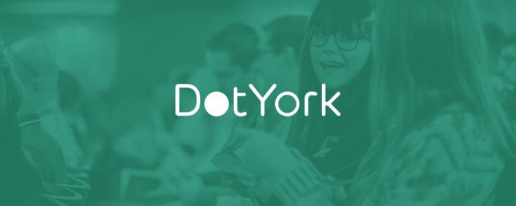 DotYork blog post hero graphic.