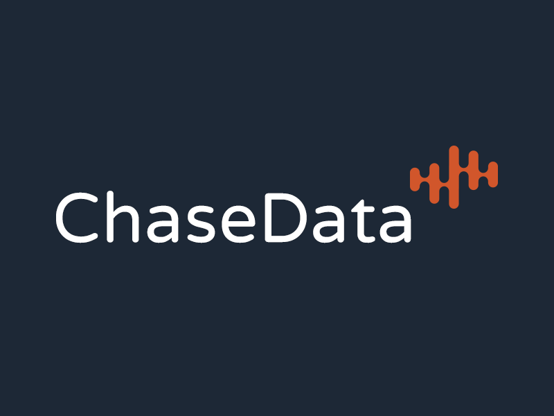 ChaseData Logo Design