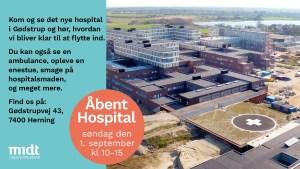 Åbent Hospital Gødstrup