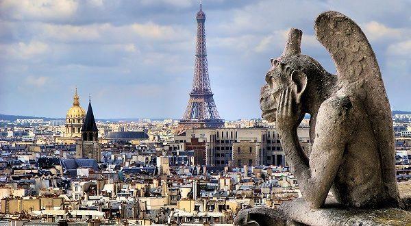Достопримечательности Парижа: фото с названием и описанием ...