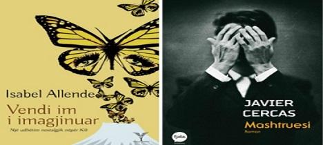 Panairi i librit/ Allende, Cercas dhe autorët më të mirë të momentit, në stendën Dudaj