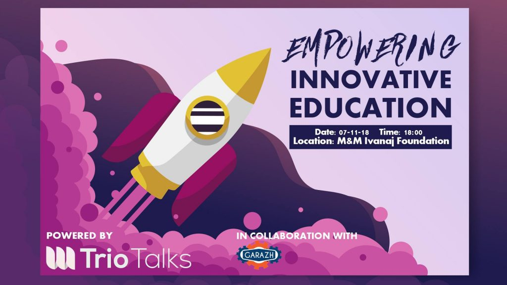 Trio Talks: Empowering Innovative Education